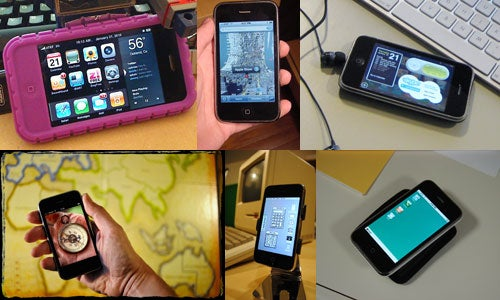 26 Interesting (But Fake) Interfaces for iPhone 4.0