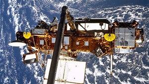 Crash-Landed Satellite Found by NASA
