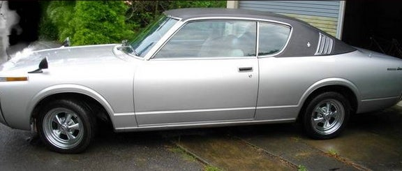 1971 Toyota Crown Super Saloon