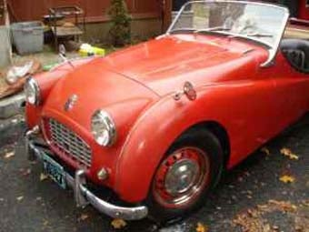 Nice Price Or Crack Pipe: 30,000-Mile 1957 Triumph TR3 For 45 Grand?