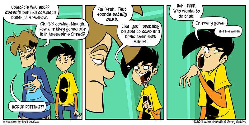 Sunday Comics: Chews Your Poison
