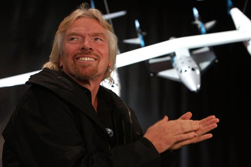 Virgin One Step Closer to Space Travel