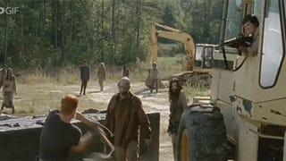 All the zombie kills from <i>The Walking Dead</i>season five in one gory video