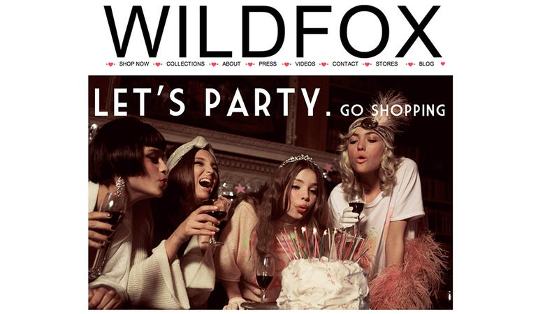 Teen Claims Wildfox CEO Wanted Sex in Exchange for Modeling Gig