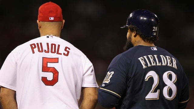 Fielder and Pujols Could Be Cubs, Jonathan Broxton Makes The Decision, And Other Hot Stove Developments