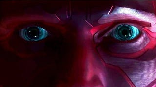 Behold The Big Beautiful Face Of Vision In The New <i>Avengers 2</i>Trailer