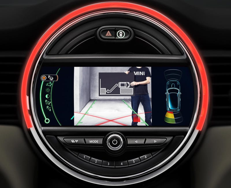 Minis Will Have Head-Up Display And Other Upmarket Gadgets