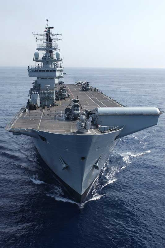 Want To Buy An Aircraft Carrier?
