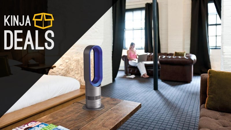 Saturday's Best Deals: Dyson Fans, Samsung 4K, Outdoor Gear