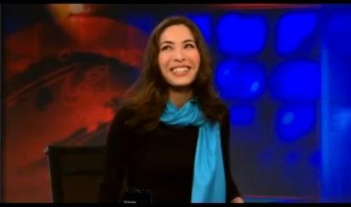 Roxana Saberi Did Not Get Arrested In Iran For Being Miss North Dakota
