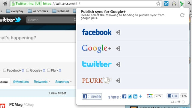 Publish Sync Automatically Syncs New Posts Between Google+, Facebook, Twitter, and More