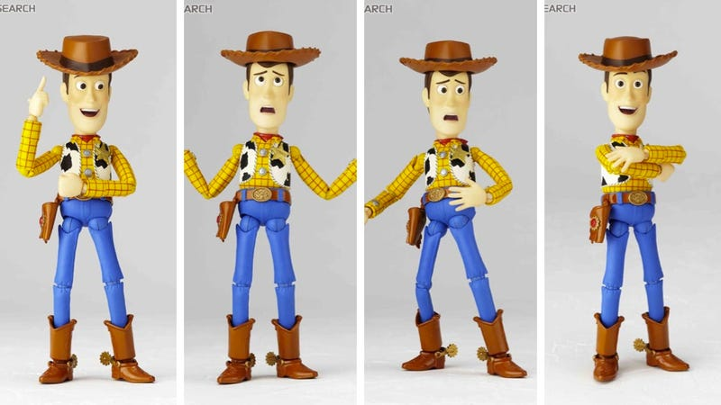 Goodbye Pervert Woody Face!