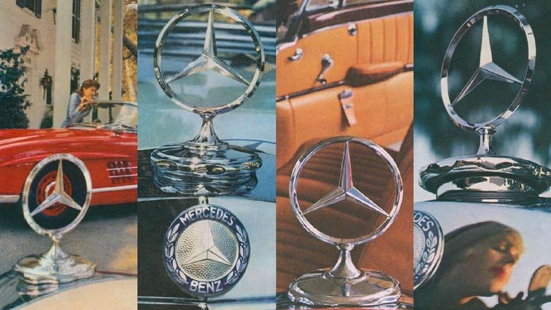 Vintage Mercedes-Benz ads from the heyday of Max Hoffman