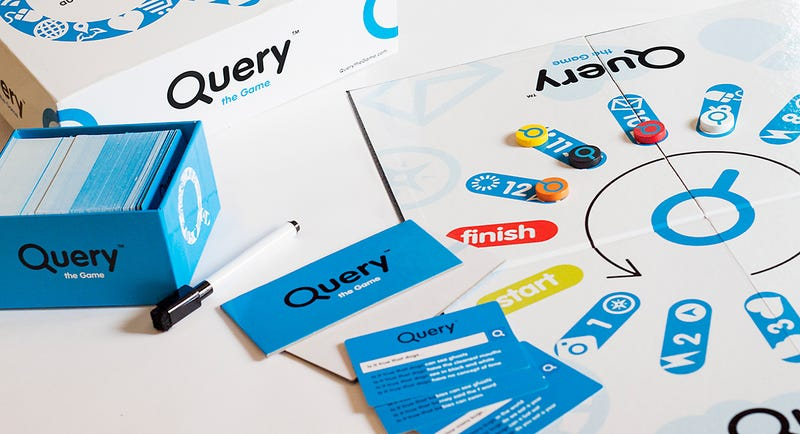 A Board Game That Has You Guess Ridiculous Internet Search Predictions