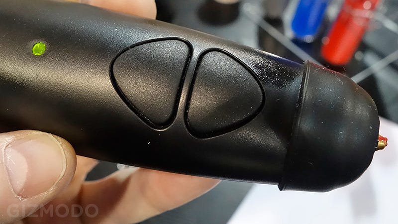 Hands On With the 3Doodler 3D Printing Pen: Patience Is a Virtue