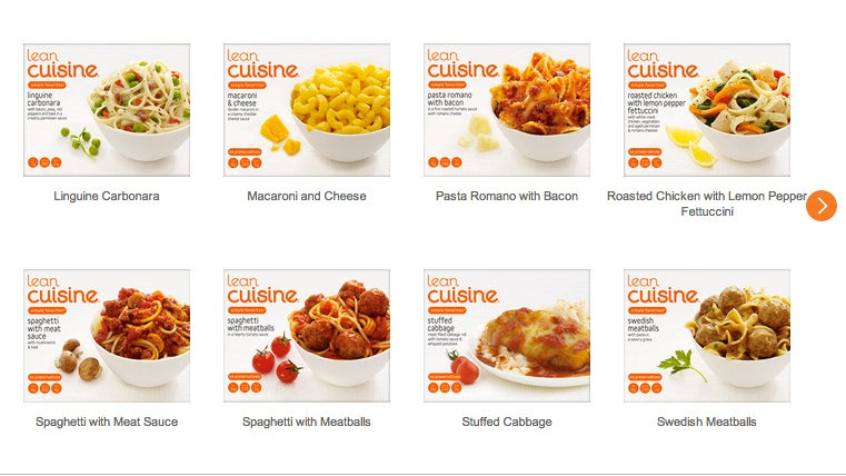 Sad Singletons Go Hungry After 500,000 Lean Cuisines Recalled Because They Are Full of Glass