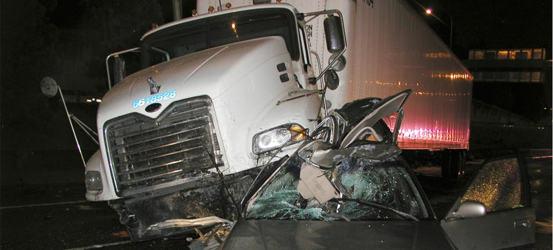 Safety Board's Plan To Stop Semi-Trucks From Crushing People