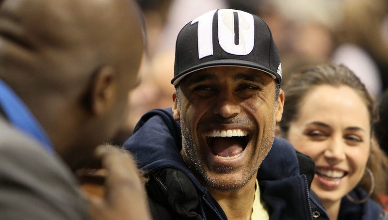Exclusive: Rick Fox Is Also Staying At Rex Ryan's Resort In The Bahamas