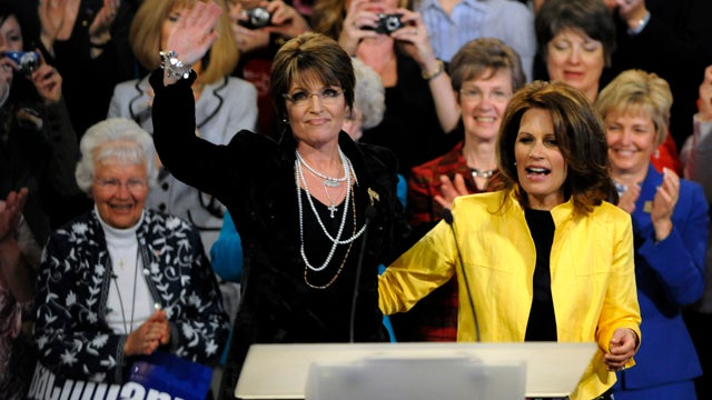 Bristol Thinks Bachmann, Every Professional Woman, Stole Her Mom's Look