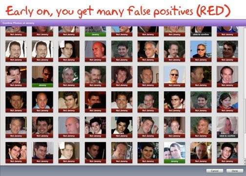 What To Know About iPhoto '09 Face Detection and Recognition