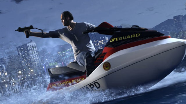 "Report: Grand Theft Auto V Stars ""an East Coast Gangster"""
