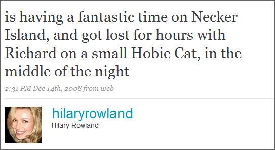 Hilary Rowland