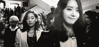 Girl's Generation Returns To Japan With A Trail Of Cameras Behind Them
