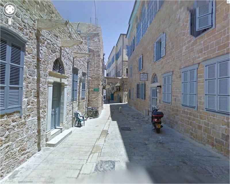 Estos son los nuevos rincones de Israel que puedes visitar sin moverte de la silla