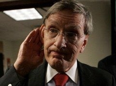 Bud Selig Can't Hear You: A Gallery