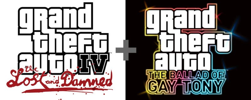 GTA IV Episodes Coming To Disc As Standalone Game