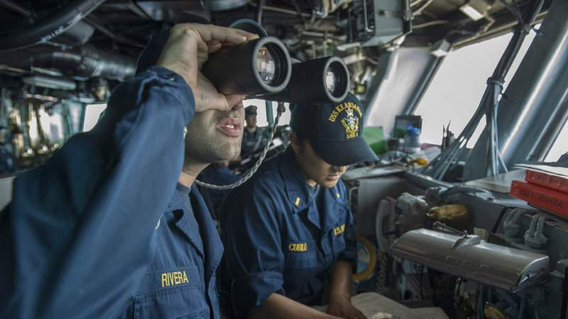 Navy Work Uniforms Burn Like Paper, So Sailors Will Get New Garb