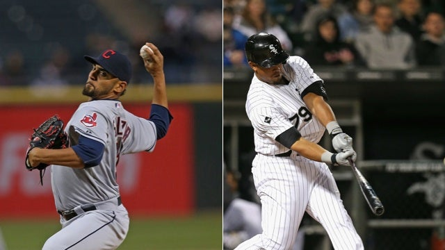 Jose Abreu And Danny Salazar Make Meaningless Game Something Special