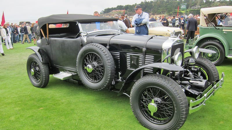 Monterey Auto Week: The highlights