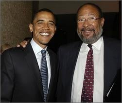 Obama Didn't Want You In His Cabinet Anyhow, Dick Parsons