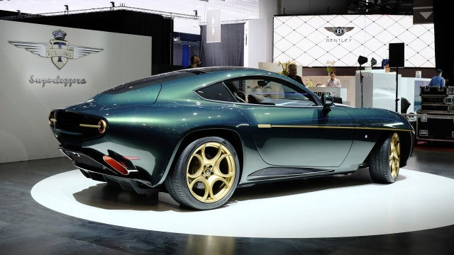All The Most Important Cars From The Geneva Motor Show: Day One