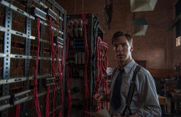 Cumberbatch as Alan Turing (first look)