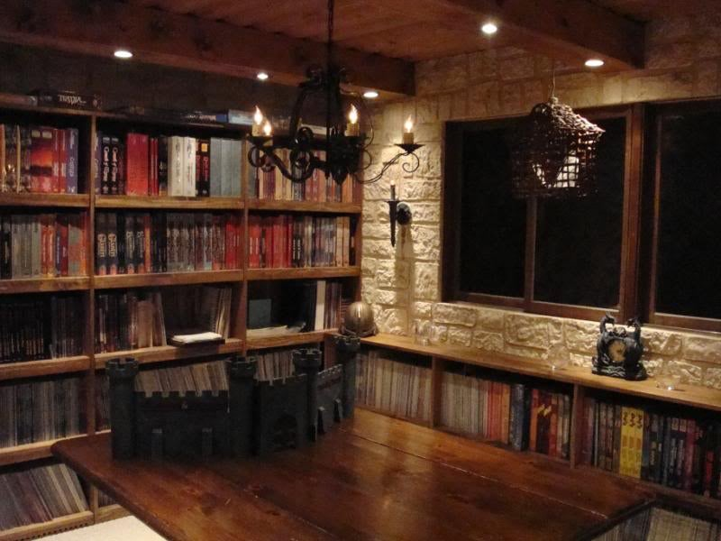 The World's Greatest Dungeons & Dragons Room