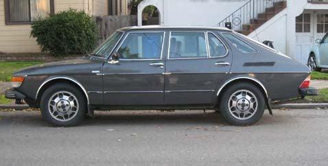 1978 Saab 99GLE
