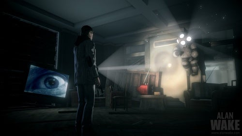 Alan Wake's The Signal Review: A Short Dash