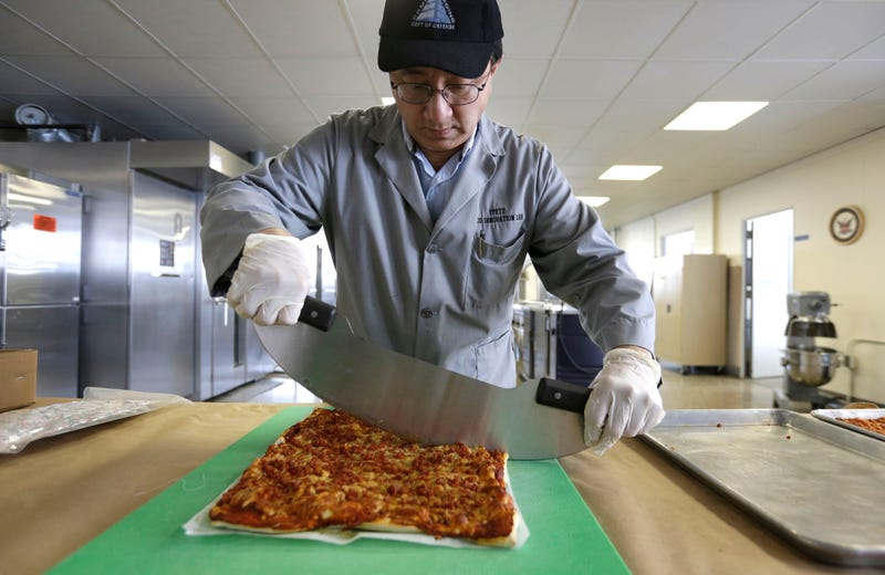 The Army's Perfecting a Pizza That Lasts for Years and Years