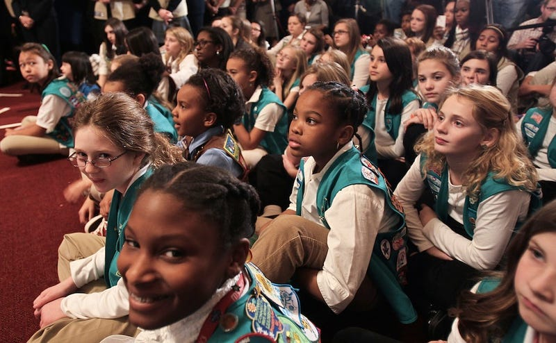 Anti-Girl Scout Site Details Everything Awesome About Girl Scouts