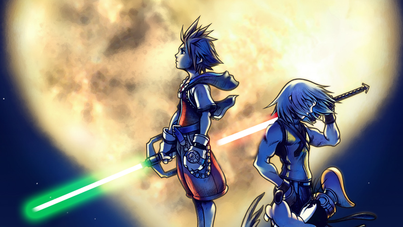 Star Wars? In Kingdom Hearts III? Maybe!
