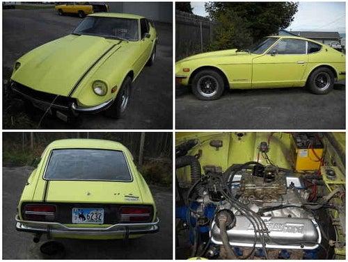 I-Da-Ho V8 Datsun for $3,000!