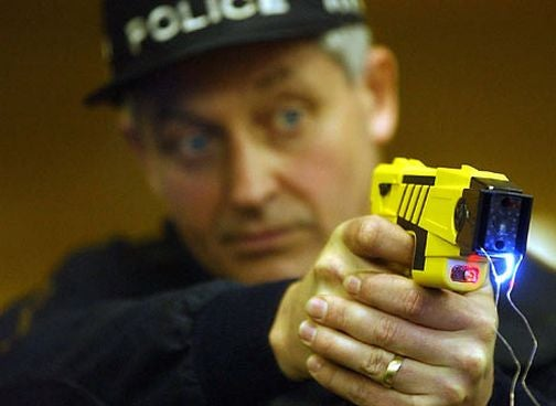TASER Sues Second Life For $75,000