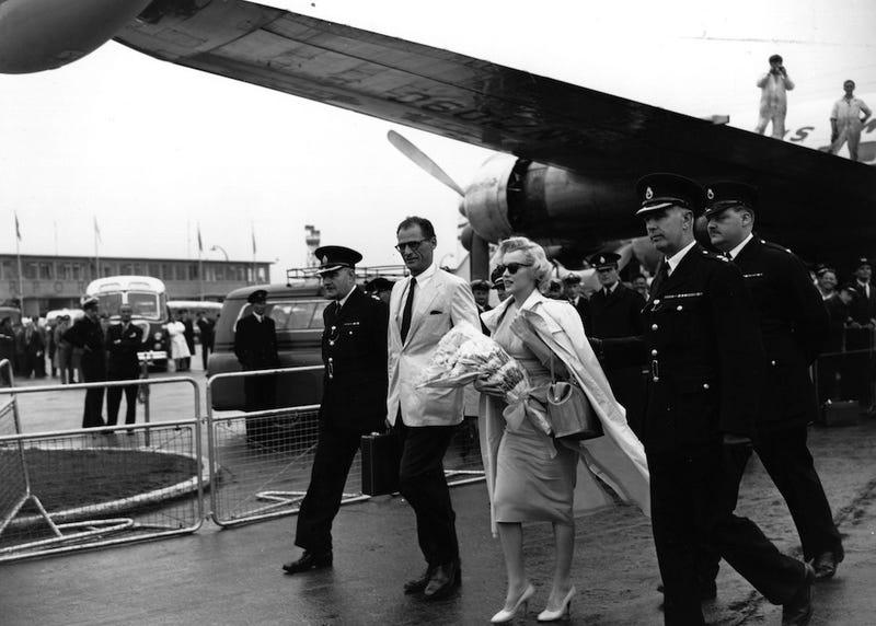 Bombshell: Marilyn Monroe built the world's frst drones