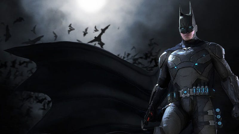 Batman In the Mass Effect Universe? Yes, Please.