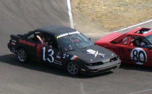 Meet The Latest 24 Hours of LeMons Champions: Krider Racing Death Proof!