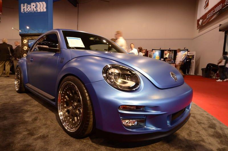 Photos: VW Vortex 500 HP Super Beetle