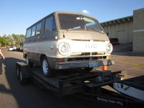 1966 Dodge Sportsman Hell Project Begins: Hide The Metric Tools!