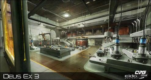 More Deus Ex 3 Details Emerge